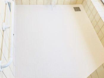 浴室 滑り止めつけて バリアフリー対応