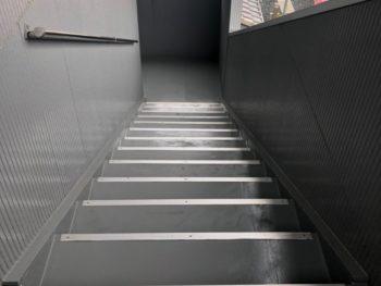 弥富市 T様マンション 階段補修工事