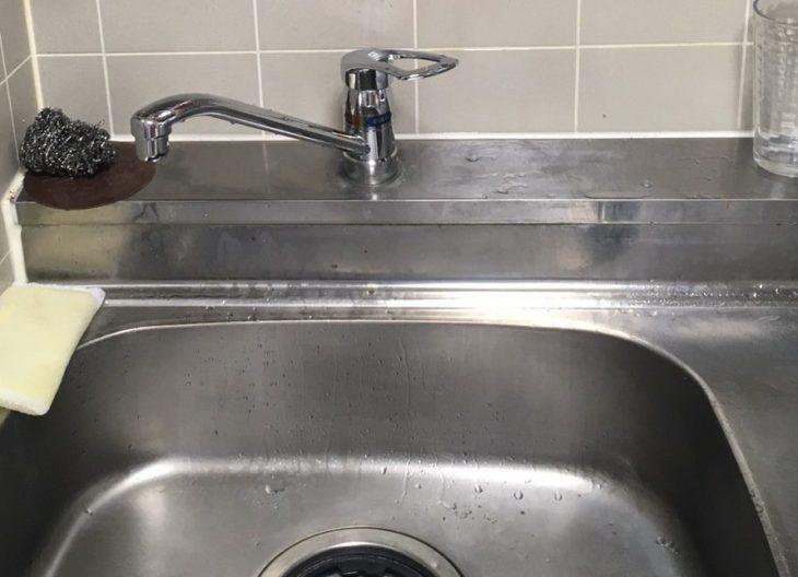 小工事事例 水栓交換
