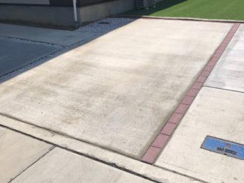 駐車場工事